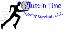 movingjustintime.com Logo